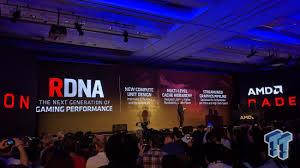 Amd Announces Next Gen Radeon Rx 5000 Series Graphics Cards