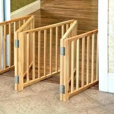 excellent pet gate with cat door baby gate with door wooden baby gates with pet door