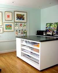 home office artwork. Home Office / Art Studio Contemporary-home-office Artwork L