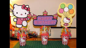 Party Table Decor Stunning Birthday Party Table Decoration Ideas Youtube