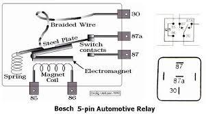 5 wire relay diagram 5 wire relay general diagram \u2022 free wiring 4 pin relay wiring diagram at Relay Wiring Diagram 87a
