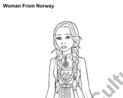 Small Picture Fashion Coloring Book Printable Around the World Coloring