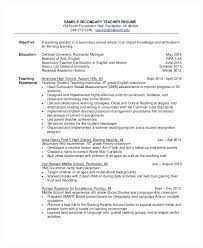 Academic Resume Objective – Administrativelawjudge.info