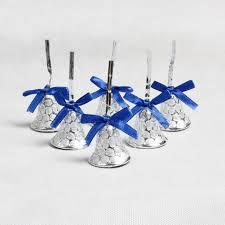 Silver Bells Decorations