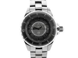pre owned luxury watches prestige chanel j12