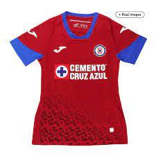 Joma Cruz Azul 2020-21 Away Jersey ...