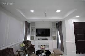 Simple Living Room Design Malaysia Asian Scandinavian Family Room Living Room Terrace Design