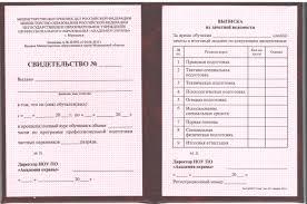 Документы Свидетельство охранника