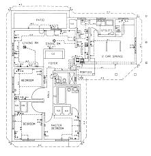 building floor plans autocad