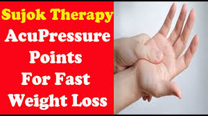 sujok therapy for weight loss acupressure points for rapid weight loss pooja luthra