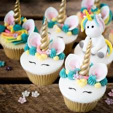 Little Gems Cakes Unicorn Cupcake Class