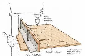 drill press fence biesemeyer drill press fence wood drill press table fence drill press fence diy