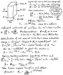 the diffusion equation jennarocca