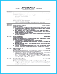 Harvard Business School Resume Format Pdf Free Website To Create