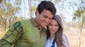 Still dating her boyfriend chandler powell? Bindi Irwin Shares Pregnancy Photos And Reveals Due Date 7news Com Au