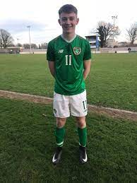 """Athlone Town AFC on Twitter: """"Congratulations to Adam Lennon who played for  the @FAIreland U18 Schools team today against their Australian  counterparts. Ireland won the game 2 - 1. #COYBIG… https://t.co/4bnK9amEf1"""""""