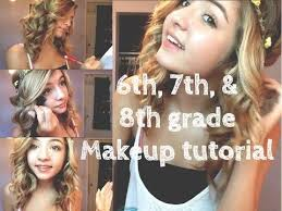 middle makeup 6th 7th 8th grade