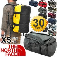 Duffel Bag The North Face Base Camp The North Face Bc Series Boston Bag Backpack Outdoor Men Gap Dis Bag Xs Size Nm81555