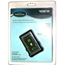 harbor breeze ceiling fan remote replacement control