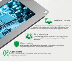 china customized touch screen to pc
