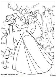 Small Picture Sleeping Beauty Coloring Pages Singing Princess Aurora And Prince
