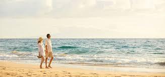 25th anniversary vacation ideas warm