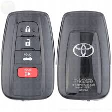 2018 toyota key. interesting key 2018 toyota camry smart key 4b trunk  hyq14fbc 0351 us production for toyota key v