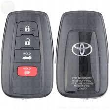 2018 toyota key. interesting key 2018 toyota camry smart key 4b trunk  hyq14fbc 0351 us production for toyota key v