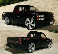 All Chevy 94 chevy stepside : 454 SS | Chevy C-10 trucks | Pinterest | Ss, Cars and Chevrolet