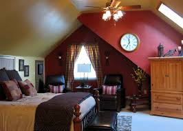 Functional Attic Bedrooms Have Slanted Walls Mike Davies