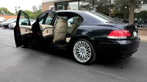 2006 BMW 750Li - Village Luxury Cars Markham - YouTube