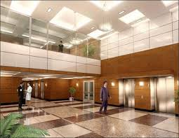 office lobby interior design. Modern Office Lobby Design 7 Interior With Concrete Furniture Collectioninterior I