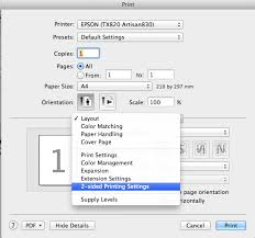 Where do i need to put icc or icm profiles to use. 2 Sided Printing Option Is Not Working Anymore Macrumors Forums