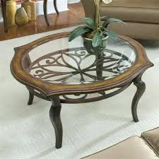 coffee tables round ideas of modern round glass coffee table metal base with regard to awesome coffee tables round
