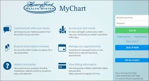 My Chart Access Henry Ford Mychart Login Mychart Hfhs Org