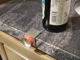 edge opener table edge bottle opener