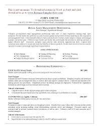 Pharmacy Cover Letter Examples Resume Retail Pharmacist Resume Sample Cover Letter Samples