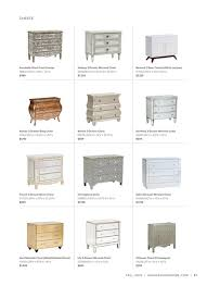 high fashion home catalog fall 2018 bowfront mirrored chest annabelle glass front dresser eclectic dressers lovely