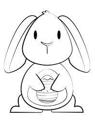 This is a great collection of easter coloring pages. Free Easter Printable Coloring Pages For Kids