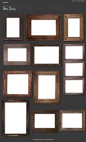Black wood frame png Modern Creative Market Frame Creator Png Version Bonus Product Mockups Creative Market