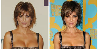 Lisa Rinna Hairstyles Lisa Rinna Hasnt Aged In 10 Years And These Photos Are Proof