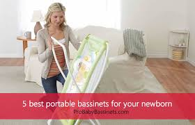 5 best portable bassinets for your baby | Best Baby Bassinet Reviews