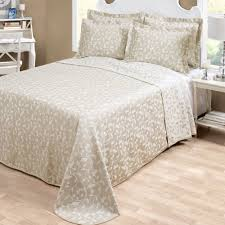 full size of appealing white bedspreads queen chenille ruffle target down cotton fluffy vintage and bedroom