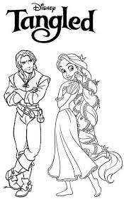 814x1081 appalling rapunzel coloring pages colouring in amusing tangled. Tangled Rapunzel And Flynn Rider Coloring Page Rapunzel Coloring Pages Disney Coloring Pages Disney Princess Coloring Pages