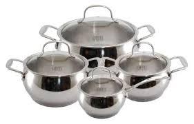 Набор посуды <b>GIPFEL</b> FORUM 1548 8 пр. — купить по выгодной ...