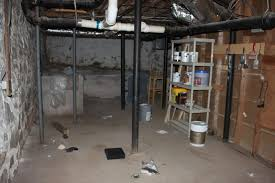 basement. My Old House: A Damp, Moldy Basement