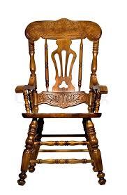 wooden chair front view. Wooden Chair Front View Colourbox