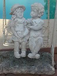 children garden statues. Garden Statues Of Children Patch S