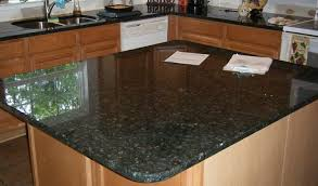 how to install a granite countertop