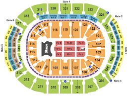 Kool Haus Seating Chart Scotiabank Arena Toronto Tickets And Venue Information